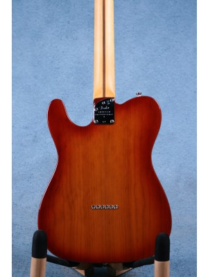 Fender American Professional II Telecaster Sienna Sunburst Electric Guitar - US200766010