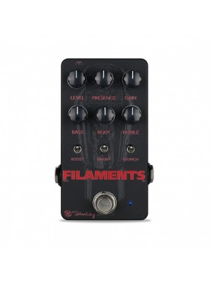 Keeley Filaments High Gain Overdrive Effects Pedal