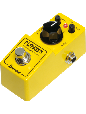 Ibanez FLMINI Flanger Guitar Effects Pedal