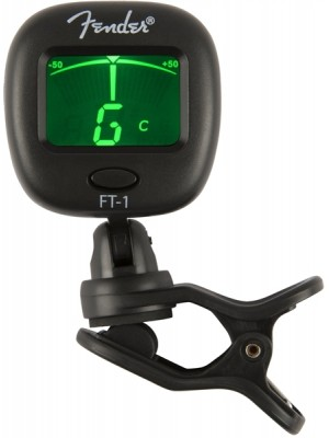 Fender FT-1 Pro Clip-On Tuner