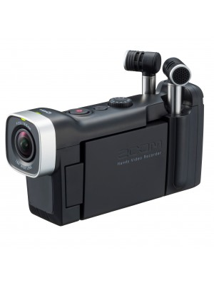Zoom Q4N Handy Video Recorder - Black