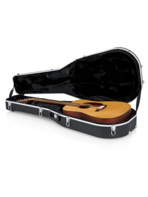 Gator GC-DREAD-12 Deluxe Molded 12 String Acoustic Guitar Case