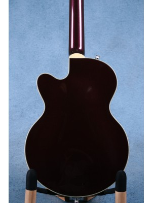 Gretsch Electromatic G5655T Center Block Junior Dark Cherry Metallic Electric Guitar - CYG19110104