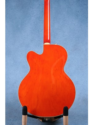 Gretsch Limited Edition G5420TH Electromatic Orange Stain Hollow Body Electric Guitar - KS19093308