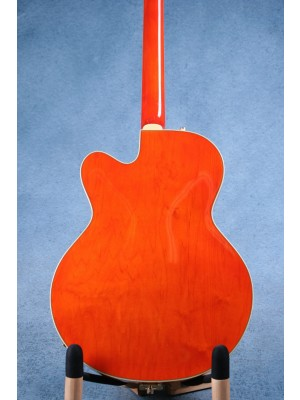 Gretsch G5420TG Limited Edition Orange Stain Hollow Body Electric Guitar (B-STOCK) - KS19093309B