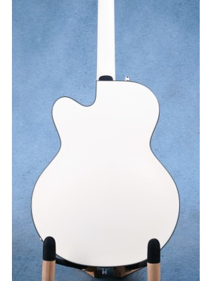 Gretsch G5410T Electromatic Rat Rod Hollow Body Electric Guitar Vintage White - KS19104244