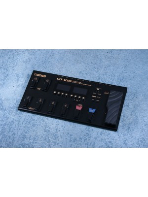 Boss GT-100 V2 COSM Amp Effects Processor - Preowned