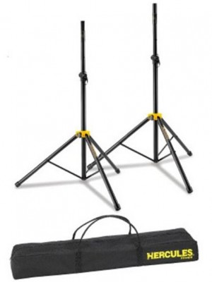 Hercules SS200BB Stage Series Speaker Stands w/ Bag (Pair)