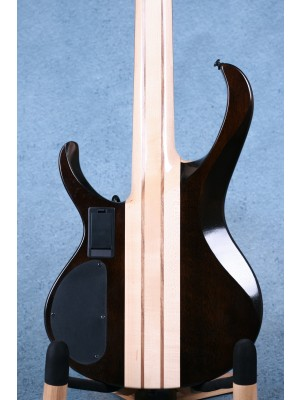 Ibanez BTB845V ABL Electric Antique Brown Stained Low Gloss 5-String Bass - I190922772