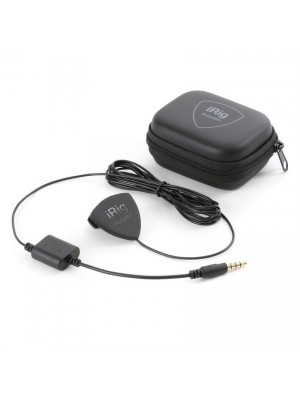 IK Multimedia iRig Acoustic Guitar Microphone / Interface for iOS