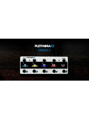 TC Electronic Plethora X5 Guitar Effects Pedal