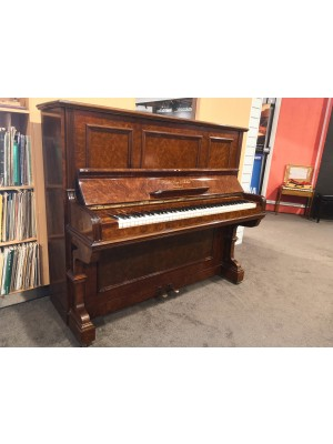 Richard Lipp Two Crown Upright Piano Preowned - 19305