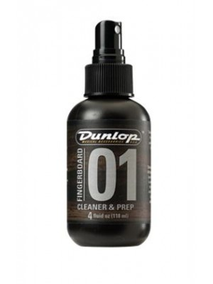 Jim Dunlop 01 Guitar Fingerboard Cleaner & Prep