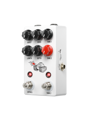 JHS Spring Tank Reverb Effects Pedal