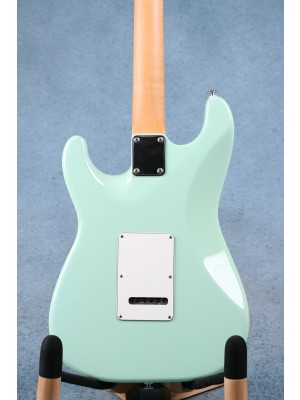 Suhr Classic S HSS Surf Green Electric Guitar Preowned - JS8A5K