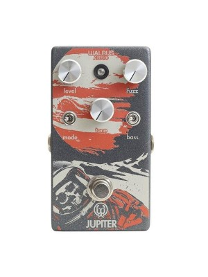 Walrus Audio Jupiter Multi Clip Fuzz V2 Effects Pedal