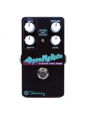 Keeley Electronics Dyno Rotary Flange / Chorus Guitar Effect Pedal