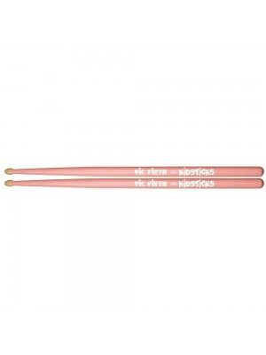 Vic Firth KIDS Kidsticks Drum Sticks - Pink