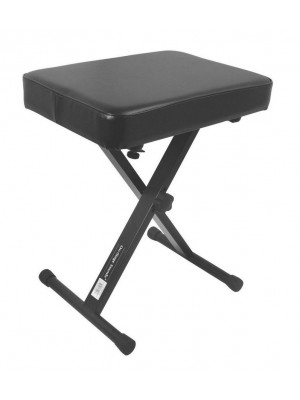 On-Stage KT-7800 3-Position Padded Keyboard Bench