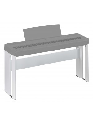 Yamaha L515WH Timber Keyboard Stand for P515 Digital Piano - White