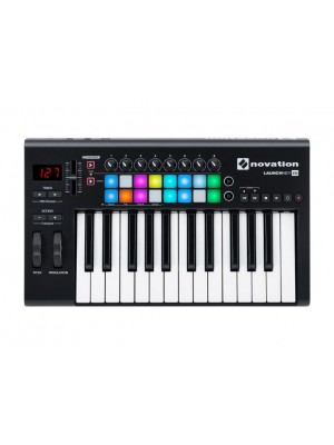 Novation Launchkey 25 MK2 25-Key USB/Midi Keyboard