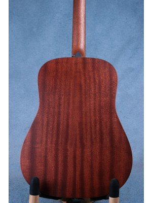 Martin & Co. Road Series D-10e Sapele Acoustic Electric Guitar - 2285525