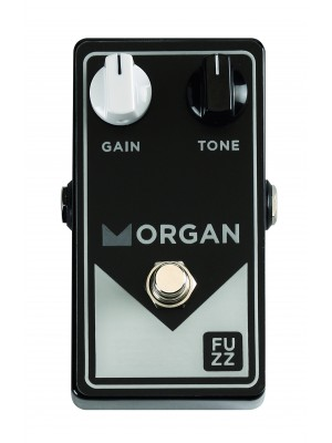 Morgan Amps Fuzz Guitar Effect Pedal