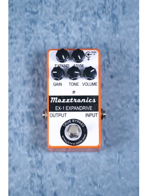 Mozztronics EX-1 Expander Drive Overdrive Effects Pedal