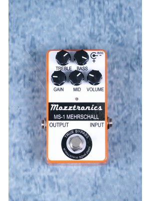Mozztronics MS-1 Merschall Overdrive Effects Pedal