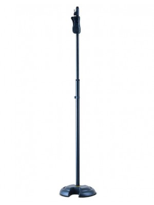 Hercules MS201B Microphone Stand with Weighted Base