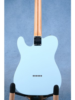 Fender Vintera '50s Telecaster Modified Daphne Blue Electric Guitar Preowned - MX19026760