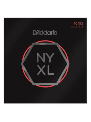 D'Addario NYXL1052 Light Top / Heavy Bottom Electric Guitar Strings