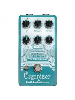 EarthQuaker Devices Organizer Polyphonic Organ Emulator V2 Effects Pedal