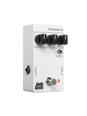 JHS Pedals 3 Series Overdrive Effects Pedal