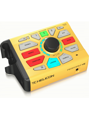 TC Helicon Perform-VE Yellow Vocal Processor