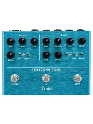 Fender Reflecting Pool Delay and Reverb