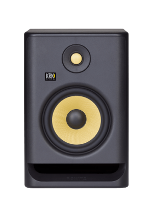 "KRK ROKIT Gen4 Studio Monitor 7"" Class D Powered; Onboard DSP"