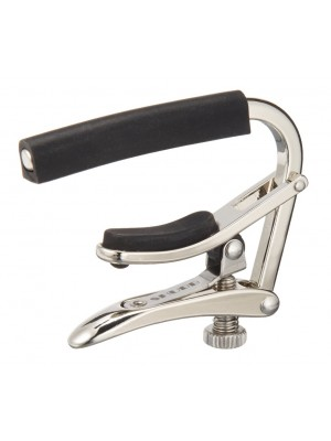 Shubb C2 Capo for Nylon String Guitar - Nickel