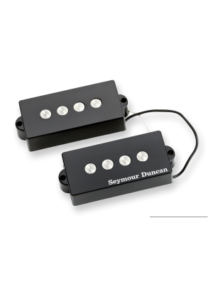 Seymour Duncan SPB-3 Quarter Pounder for P-Bass, Black
