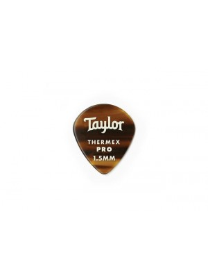 Taylor Premium 651 Thermex Pro Picks- Tortoise Shell- 1.50mm- 6-Pack
