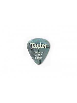 Taylor Premium 351 Thermex Ultra Picks- Abalone- 1.00mm- 6-Pack