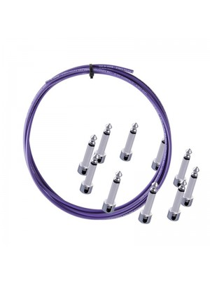 Lava Cables High End Tightrope Solder-Free Kit - Ultramafic Cab