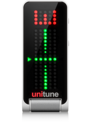 TC Electronics UniTune Clip-On Tuner