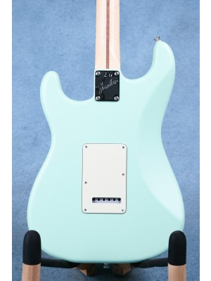 Fender American Performer Stratocaster HSS Satin Seafoam Green Electric Guitar (B-STOCK) - US19035204B