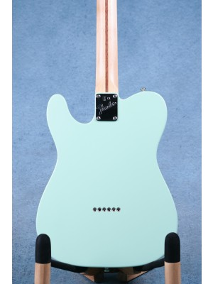 Fender American Performer Telecaster Humbucker Satin Seafoam Green Electric Guitar Preowned - US19041151