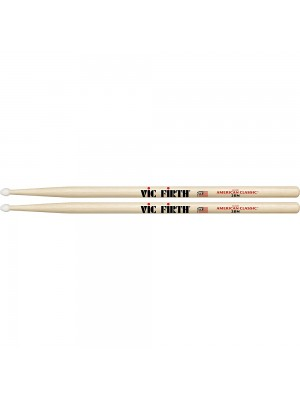 Vic Firth American Classic Hickory Drumsticks - 2B Wood Tip