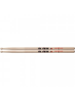 Vic Firth American Classic Hickory Drumsticks - 3A Wood Tip