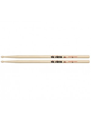 Vic Firth American Classic Hickory Drumsticks - 8D Wood Tip