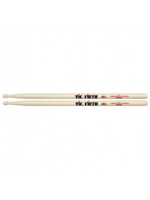Vic Firth American Classic Metal Drumsticks - Wood Tip
