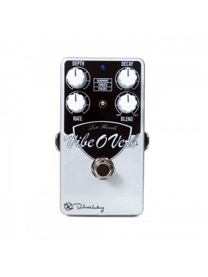 Keeley Vibe-O-Verb Reverb Effects Pedal